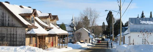 Village St- Alphonse-Rodriguez Lanaudière,Que.