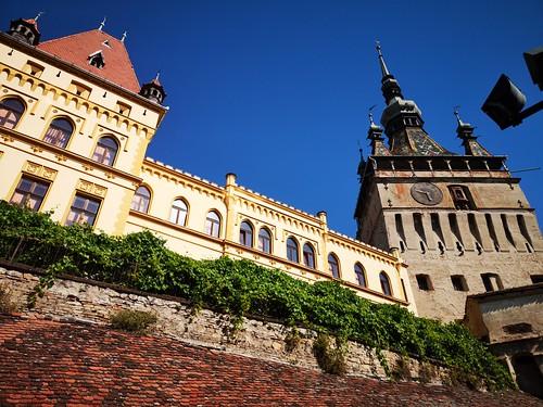 Sighișoara fortress