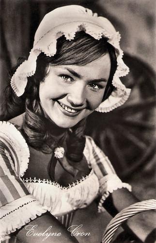 Evelyn Cron in Die schöne Lurette (1960)