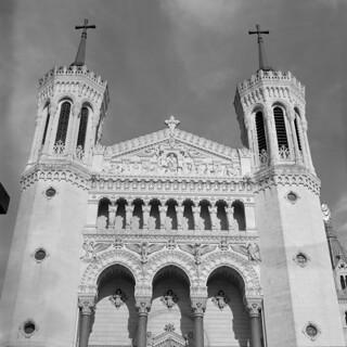 .: Basilique Notre Dame de Fourvière :.