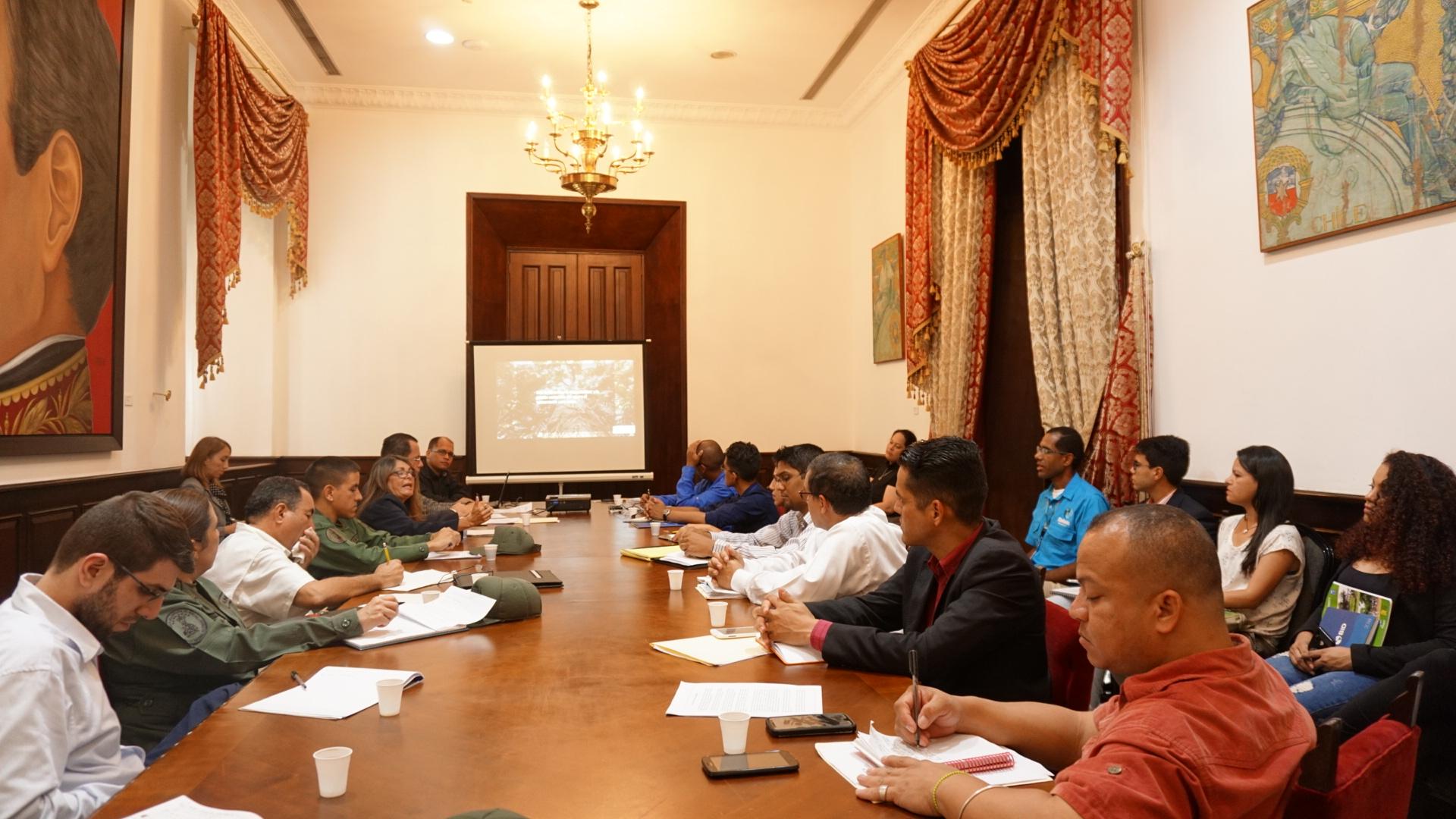 Comisión Nacional de la OTCA se reúne para generar estrategias ante tema ambiental de la región