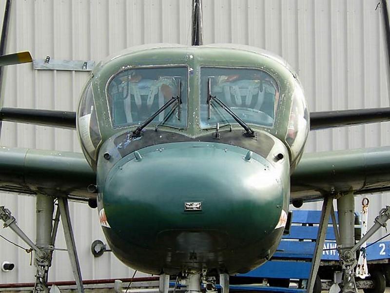 Grumman OV-1C Mohawk 4