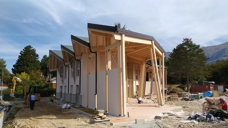 Amatrice: 22 settembre finiti i lavori della casa della Montagna, inaugurazione il 16 novembre