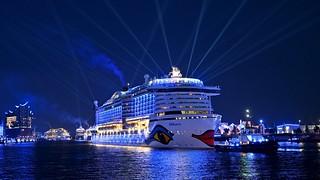 Hamburg Cruise Days 2019; AIDAperla