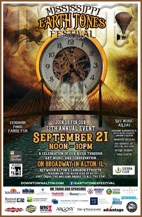 Mississippi Earthtones Festival 9-21-19