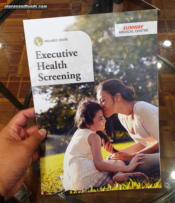 sunway hospital wellness centre health screening