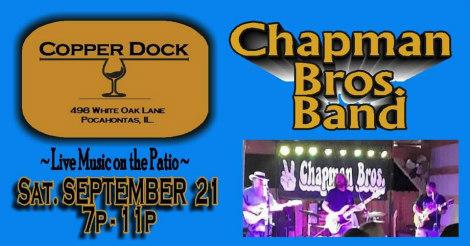 Chapman Brothers 9-21-19
