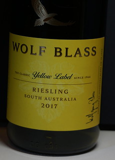 Wolf Blass Yellow Label Riesling SA 2017