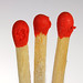 Three matchsticks