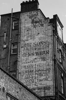 Our Sons Ltd,  Brixton