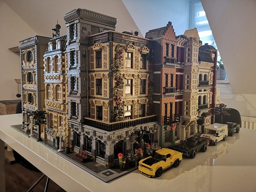 Lego city moc 2