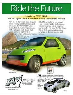 2006 ZAP Obvio 828/2