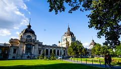 Hungary, Budapest - Széchenyi Bath