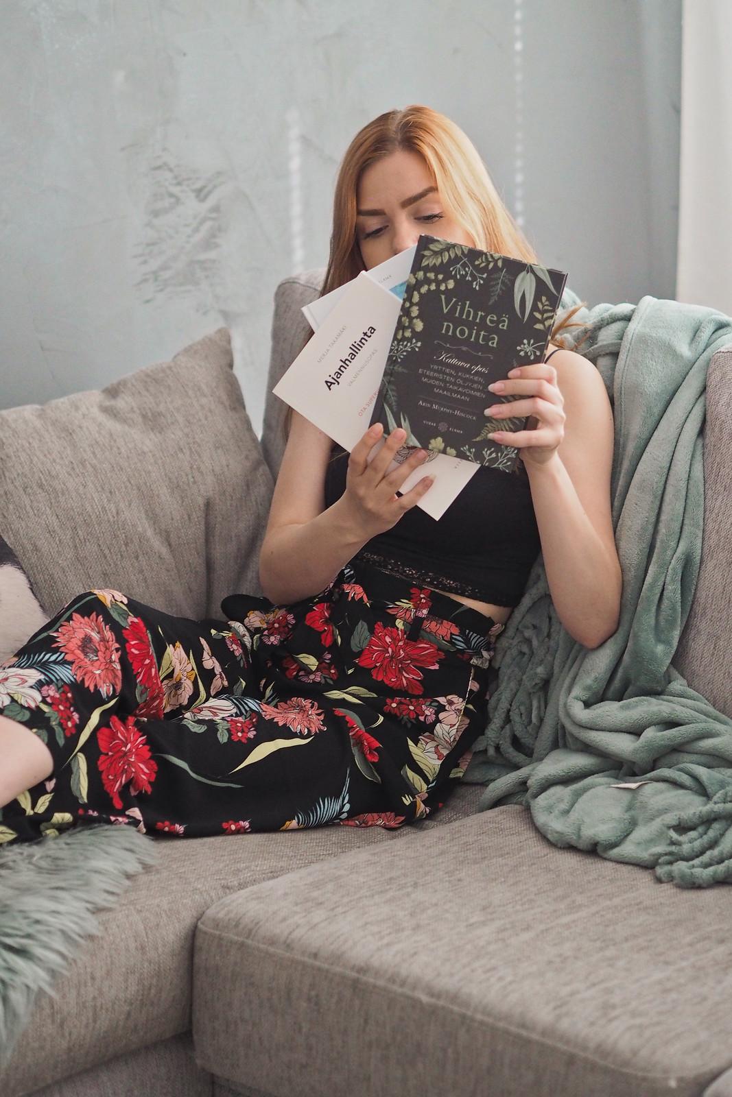 viisas elämä lukeminen