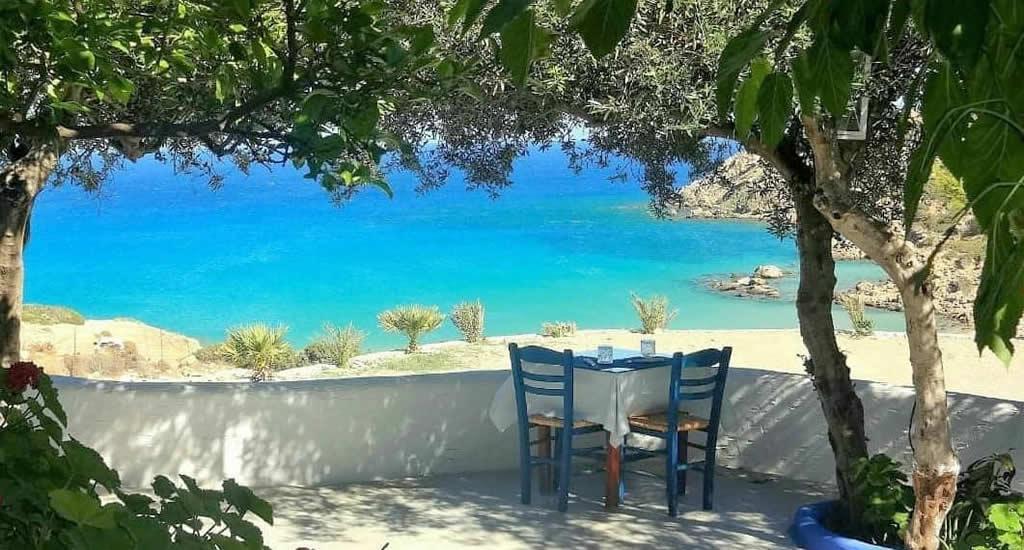 Foto met dank aan Poseidon | Vakantie Karpathos