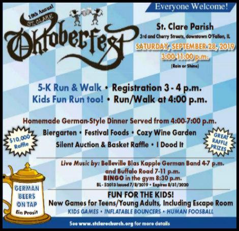 Oktoberfest 9-28-19