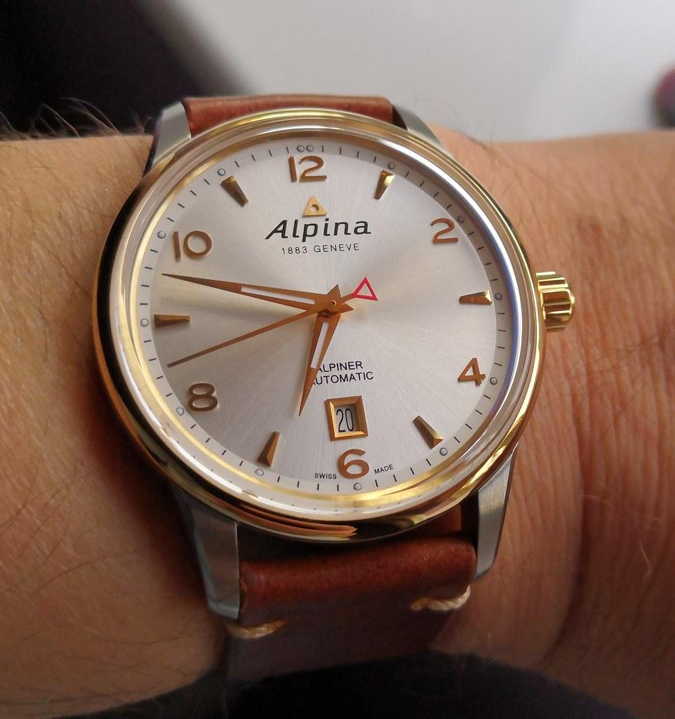 Alpina Alpiner AL-525S4E3 Cal AL-525
