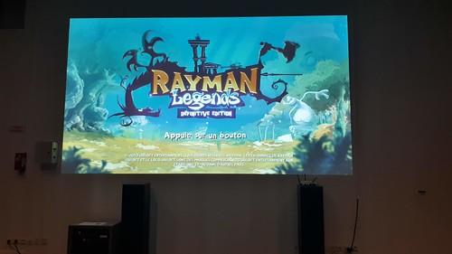 Atelier Jeux-Vidéo collaboratif Rayman Legends