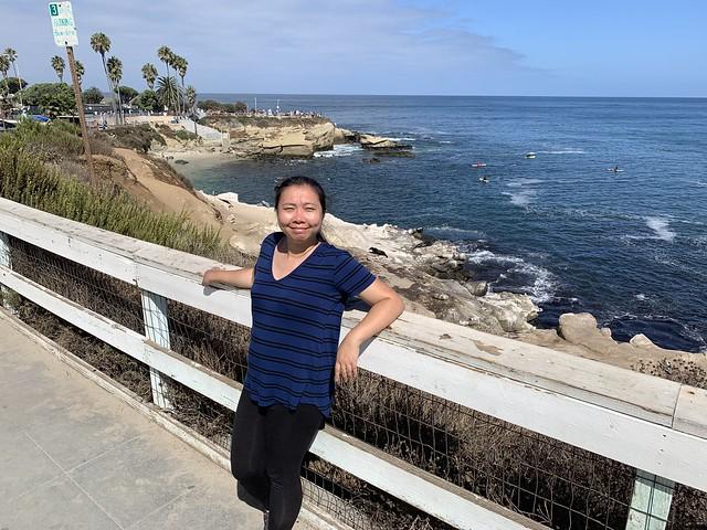 La Jolla Cove, San Diego, CUSA