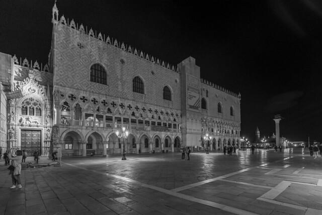 Venecia en blanco y negro (9)