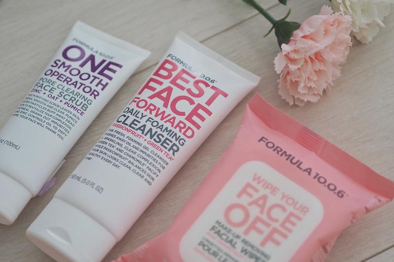 formula skincare