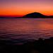 Island sunset.....