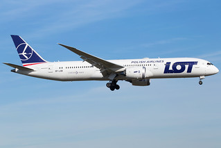 LOT Polish Airlines B787-9 SP-LSB | by wapo84