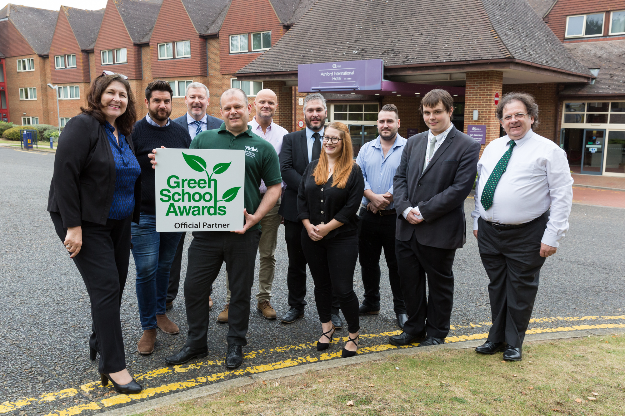 Green School Awards Launch