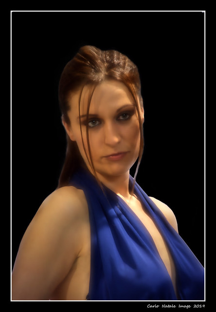 Model portrait 4