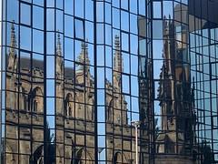 Church reflections