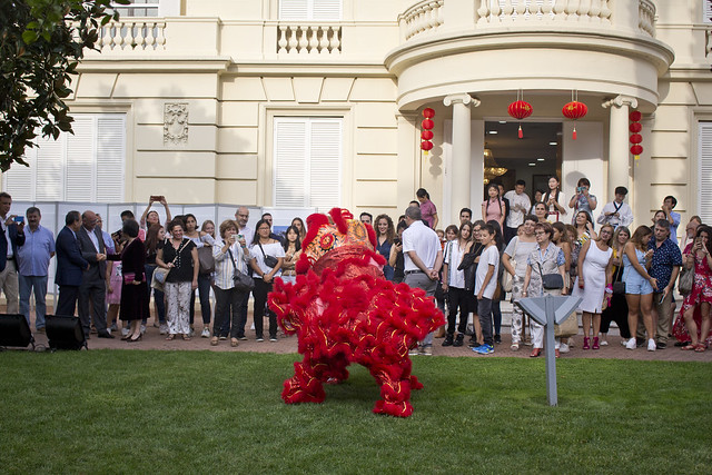 Día de la cultura china