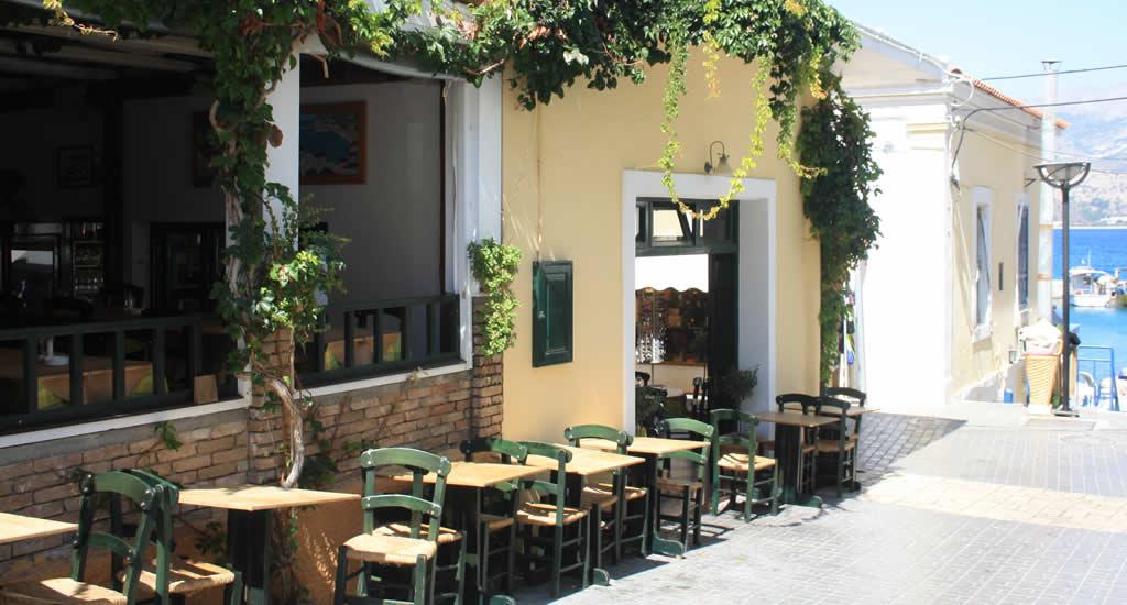 Leuke restaurants op Karpathos: To Ellinikon, Pigadia | Vakantie Karpathos