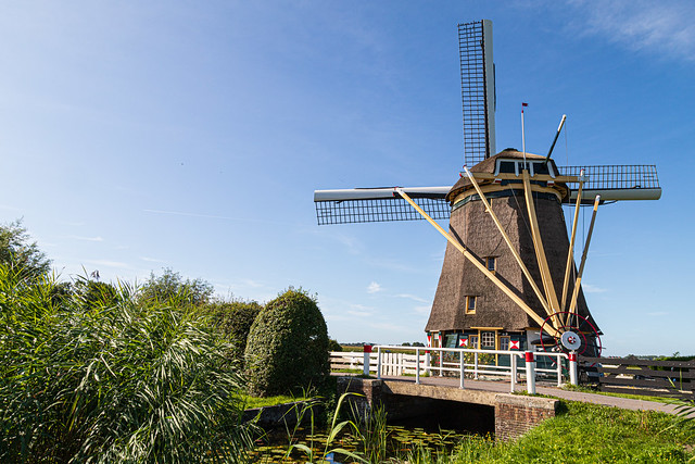 Abcoude - Polder mill