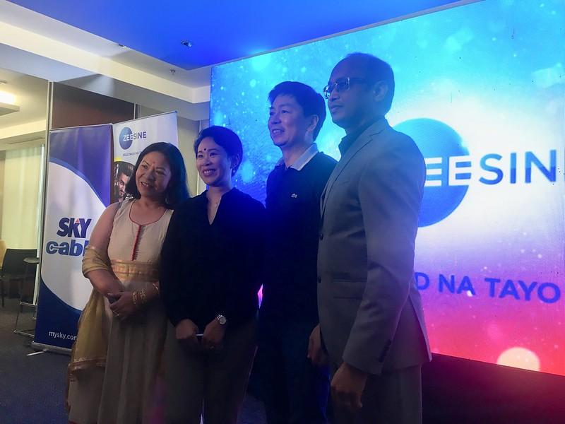 Zee Sine Media Launch