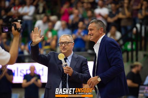 Maurizio Gherardini e Paolo Vazzoler