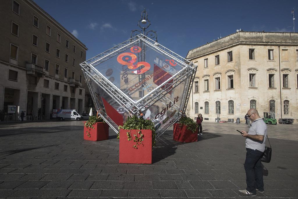VI edizione delle Giornate del Lavoro il 'Cambiamento è' a Lecce