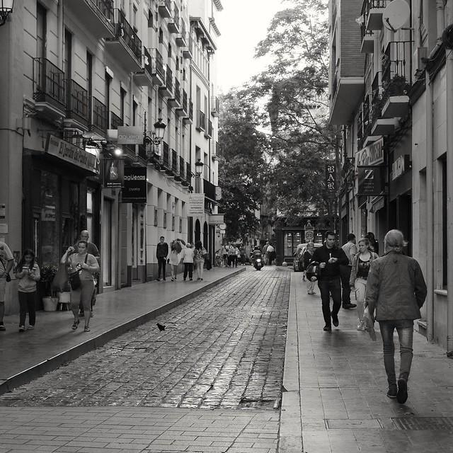 Torre Nueva street.