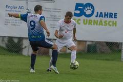 Jubiläums-Match FC Urnäsch vs. Suisse-Legends