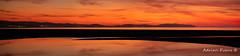 Seascape Sunset Panorama