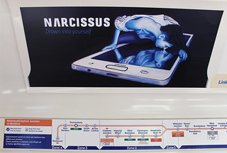 NARCISSUS drown into yourself_overground