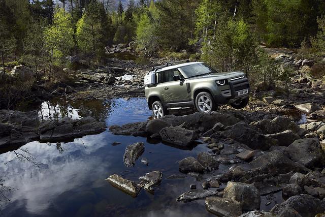 Comprar Land Rover Defender
