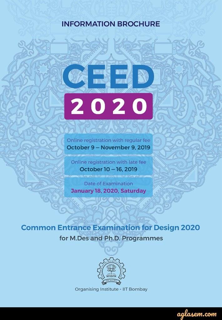 CEED 2020 Information Brochure
