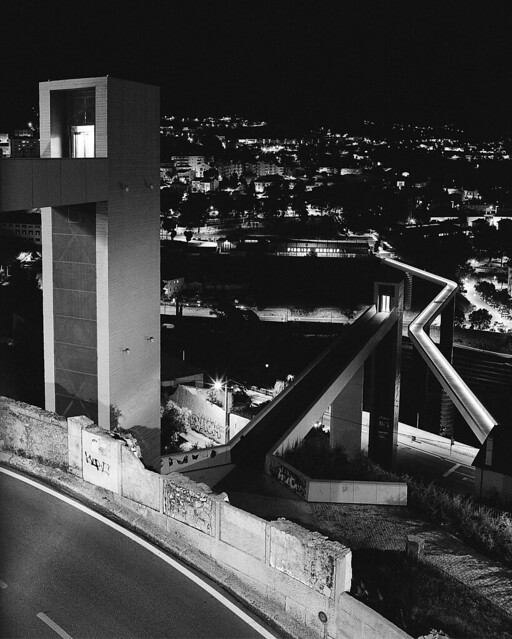 Covilhã by night