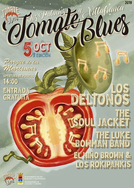 IX Festival Tomate Blues