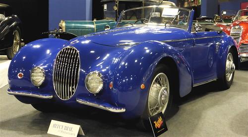 Talbot-Lago T120 Cabriolet par Graber 1946