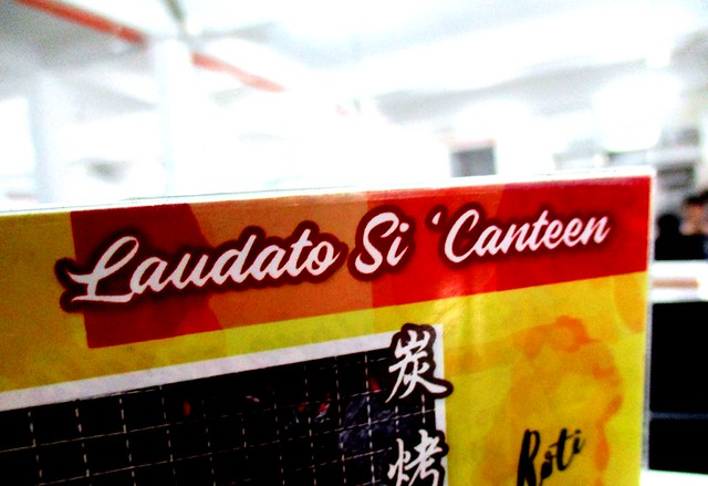 Laudato Si' Canteen