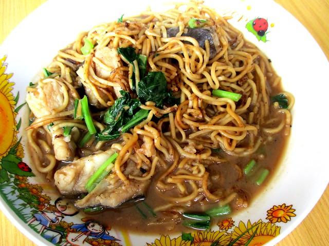 Marathon Cafe fish noodles
