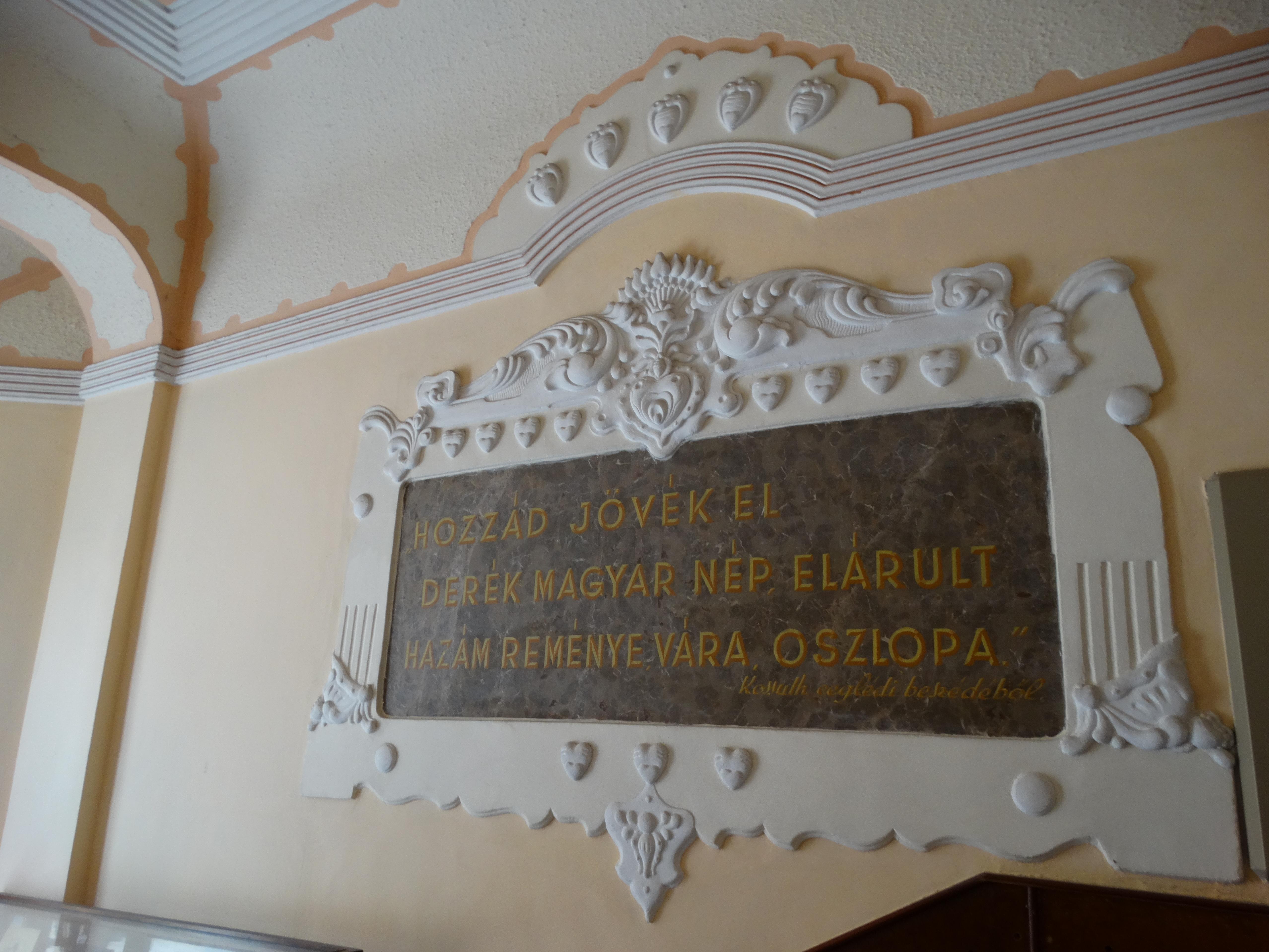 2019.08.18.: Kossuth Múzeum