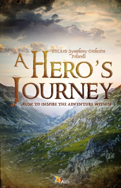 """A Hero's Journey"" Presented by CFCArts Symphony Orchestra"