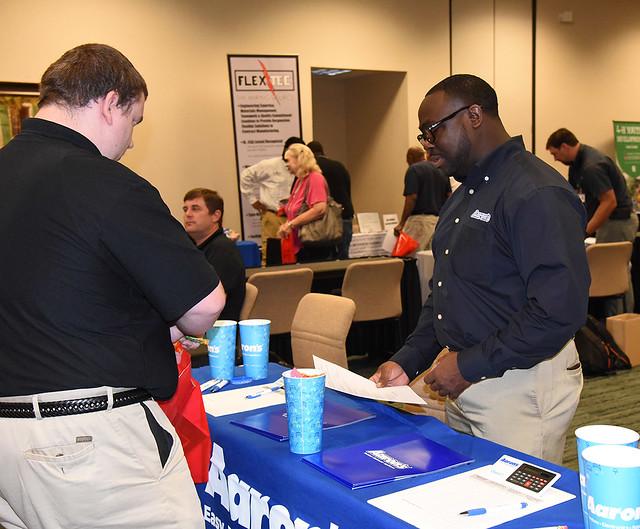 Career Fair at South Georgia Tech